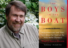 "Daniel James Brown, Author of ""The Boys in the Boat"""