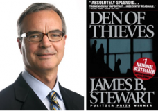 "James B. Stewart, Author of ""Den of Thieves"""