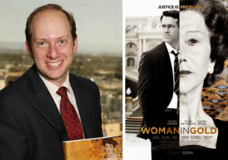 "Randy Schoenberg and ""Woman in Gold"" movie"