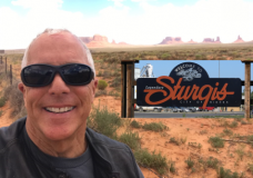 Claude Stern on Sturgis and Harley Davidson