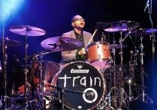 Drew Shoals, Drummer for Train Band