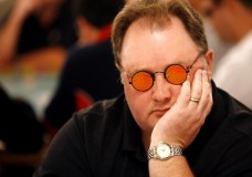 "Greg ""Fossilman"" Raymer, Professional Poker Player"