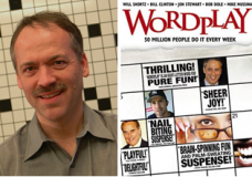 Special Guest Will Shortz, NY Times Crossword Puzzle Editor