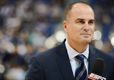 Jay Bilas, ESPN Broadcaster and Courtside Analyst