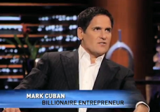 Special Guest Mark Cuban and Cyber Dust (for Lawyers)