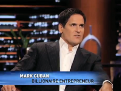 Mark Cuban and Cyber Dust (for Lawyers)