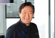 International Chef Ming Tsai and Family Reach