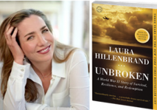 "Laura Hillenbrand, Author of ""Unbroken"" and ""Seabiscuit"""