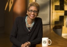 Photographs of Paula E. Boggs, Executive VP, General Counsel, Secretary, Starbucks Coffee Company Seattle, WA.  For Black Enterprise Magazine.  Section: America's Top Corporate