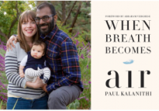 "Lucy Kalanithi on ""When Breath Becomes Air"""