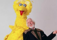 Big Bird and Oscar the Grouch (Caroll Spinney)