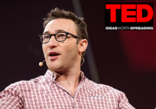 "Simon Sinek, Author of ""Start With Why"" and TED Speaker"