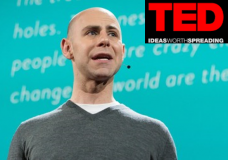 Adam Grant, Organizational Psychologist and TED Speaker