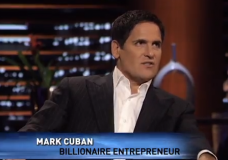 Mark Cuban, Shark Tank Investor