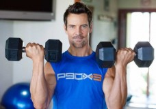 Tony Horton, Creator of P90x Fitness Series