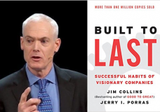 "Jim Collins, Author of ""Built to Last"" and ""Good to Great"""