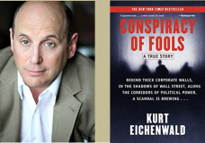 Kurt Eichenwald, NY Times Best Selling Author