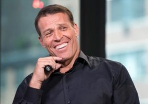 Tony Robbins, #1 Life and Business Strategist