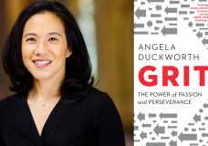 "Angela Duckworth, Author of ""Grit"""