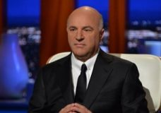 "Kevin O'Leary (aka ""Mr. Wonderful""), Shark Tank Host"