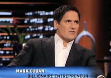 Mark Cuban, Shark Tank Investor, Entrepreneur