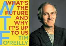 Tim O'Reilly, Founder & CEO of O'Reilly Media